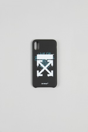 Off-White DRIPPING ARROWS IPHONE XS COVER(DRIPPING ARROWS IPHONE XS COVER)